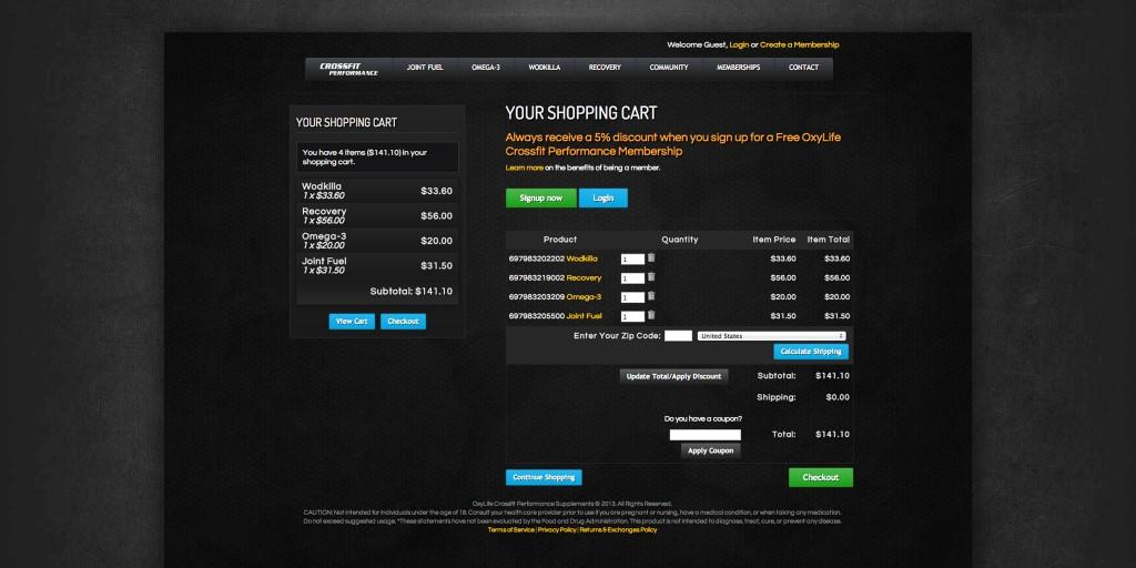 oxycrossfit_shoppingcart