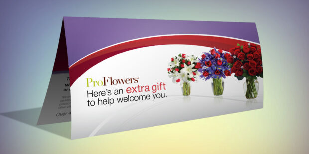 ProFlowers Direct Mail Marketing